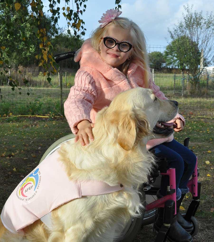 Afep Association des familles d'enfants polyhandicapés